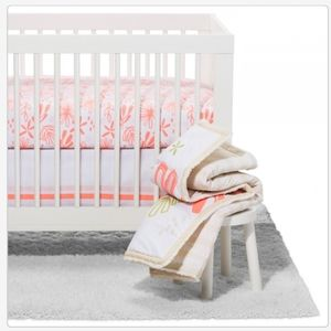 Little sprout bedding set!!